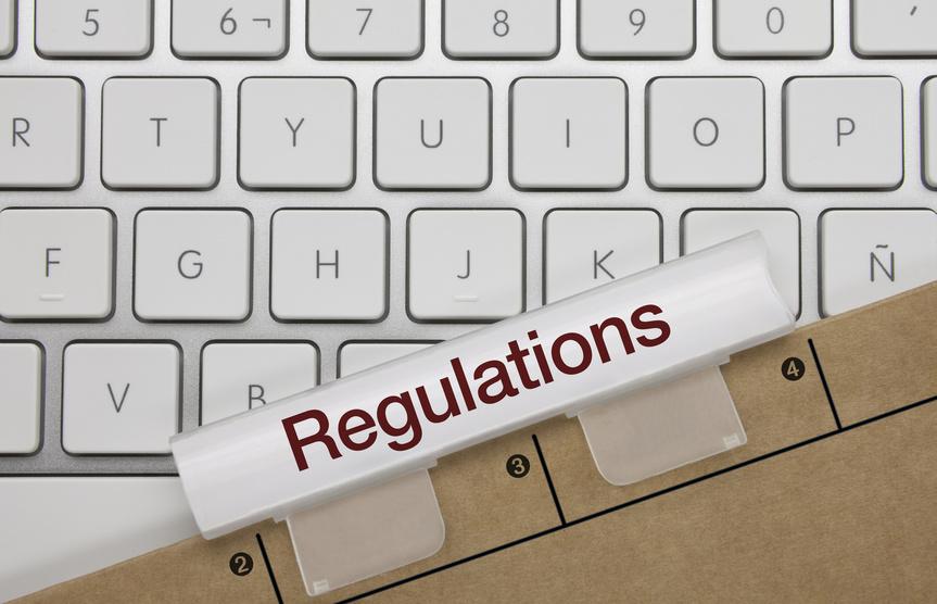 Regulamin w języku obcym - aspekty prawne