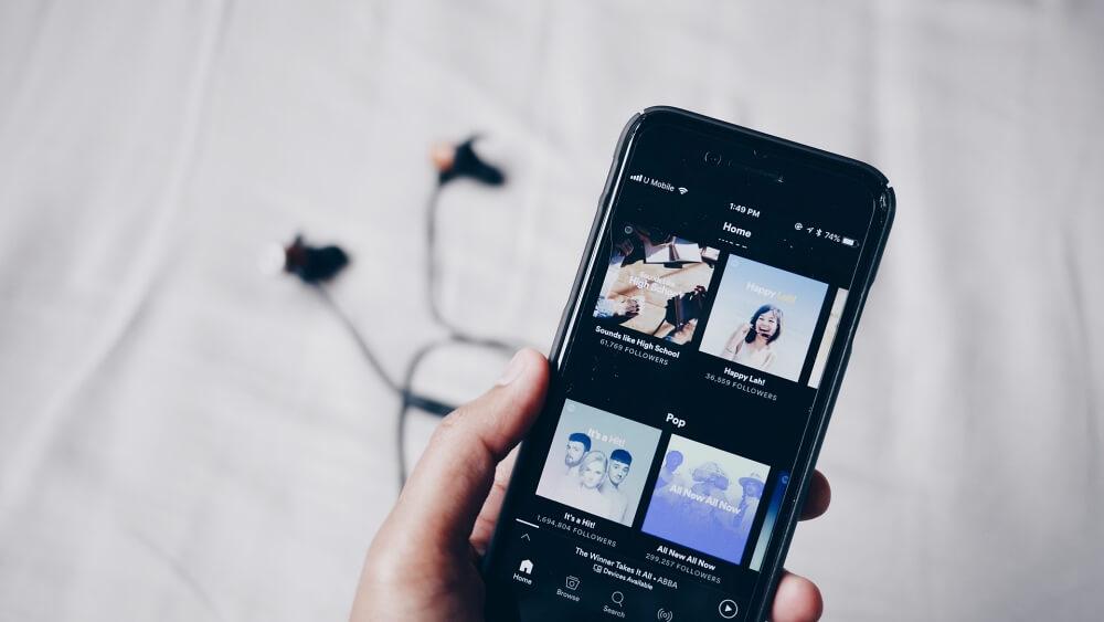 wydanie muzyki w serwisach streamingowych
